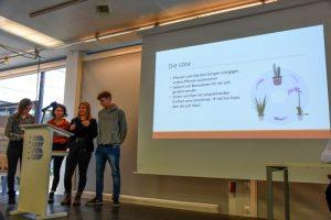 Foto Präsentation HTL Ortweinschule